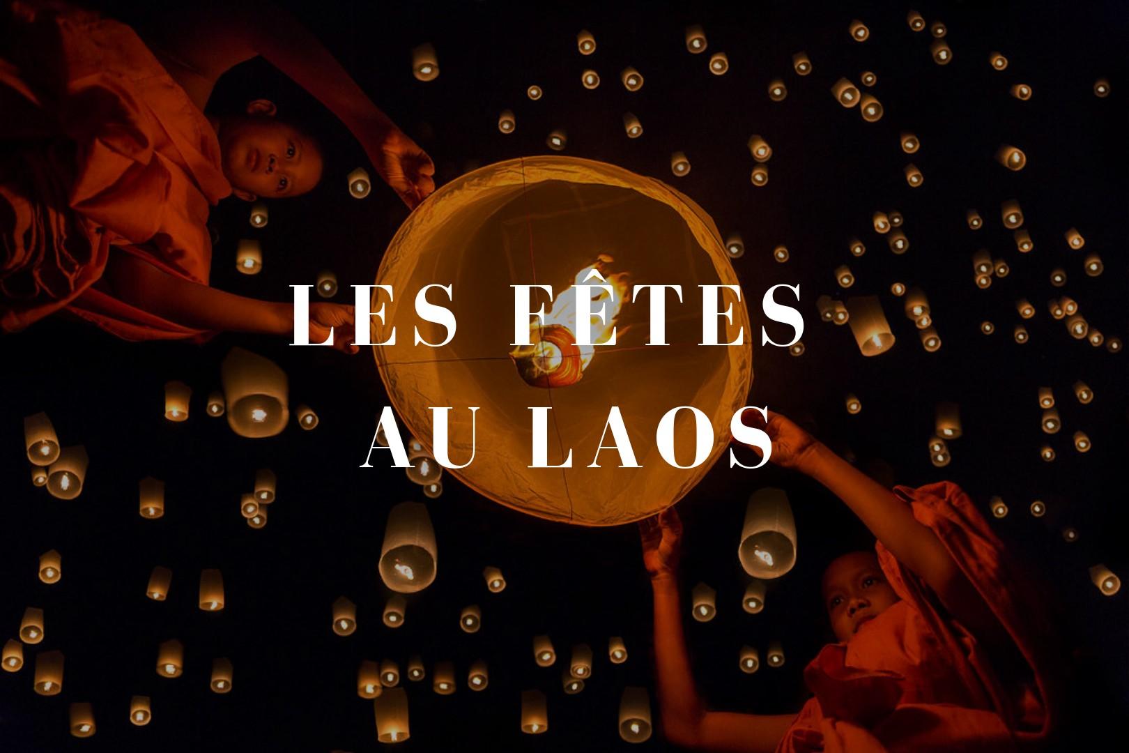Les fêtes au Laos