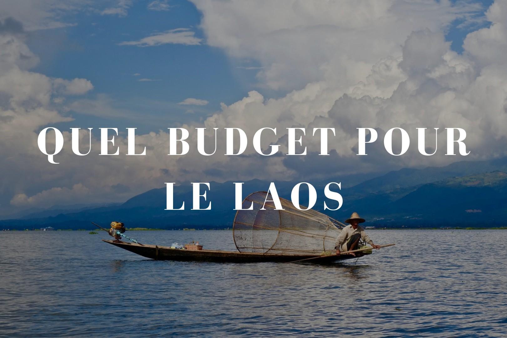 Quel budget pour le Laos
